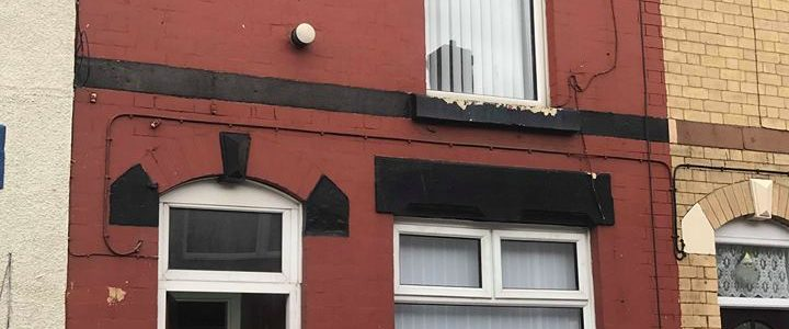 ** Sorry, Now Let ** 2 Bedroom House to Rent, Sedley Street, Anfield