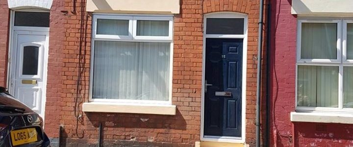 ** Sorry, Now Let ** 2 Bedroom House, Scorton Street, Anfield