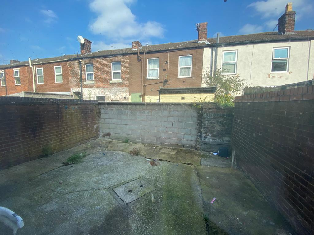 * NOW LET * 4 Bed Terrace, Rector Road, Liverpool, L6 ...